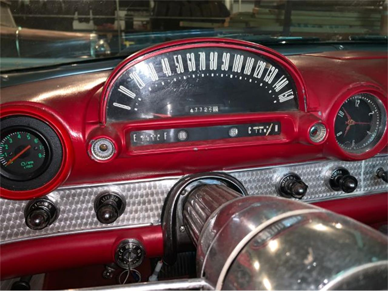 Large Picture of Classic 1955 Ford Thunderbird located in Michigan - $31,995.00 - QZR4