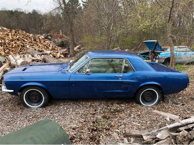 Picture of '67 Mustang - QZRD