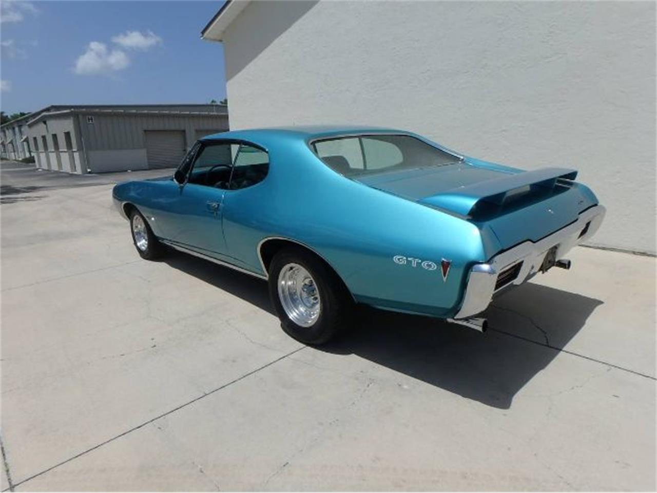 Large Picture of Classic 1968 Pontiac GTO - $28,895.00 Offered by Classic Car Deals - QZRL