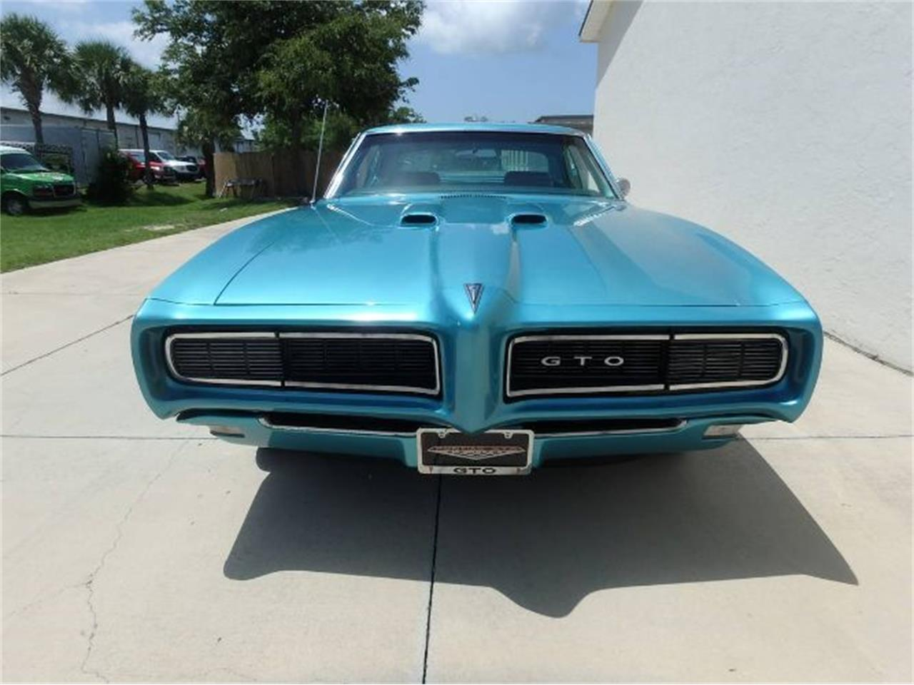 Large Picture of 1968 GTO located in Michigan - $28,895.00 - QZRL