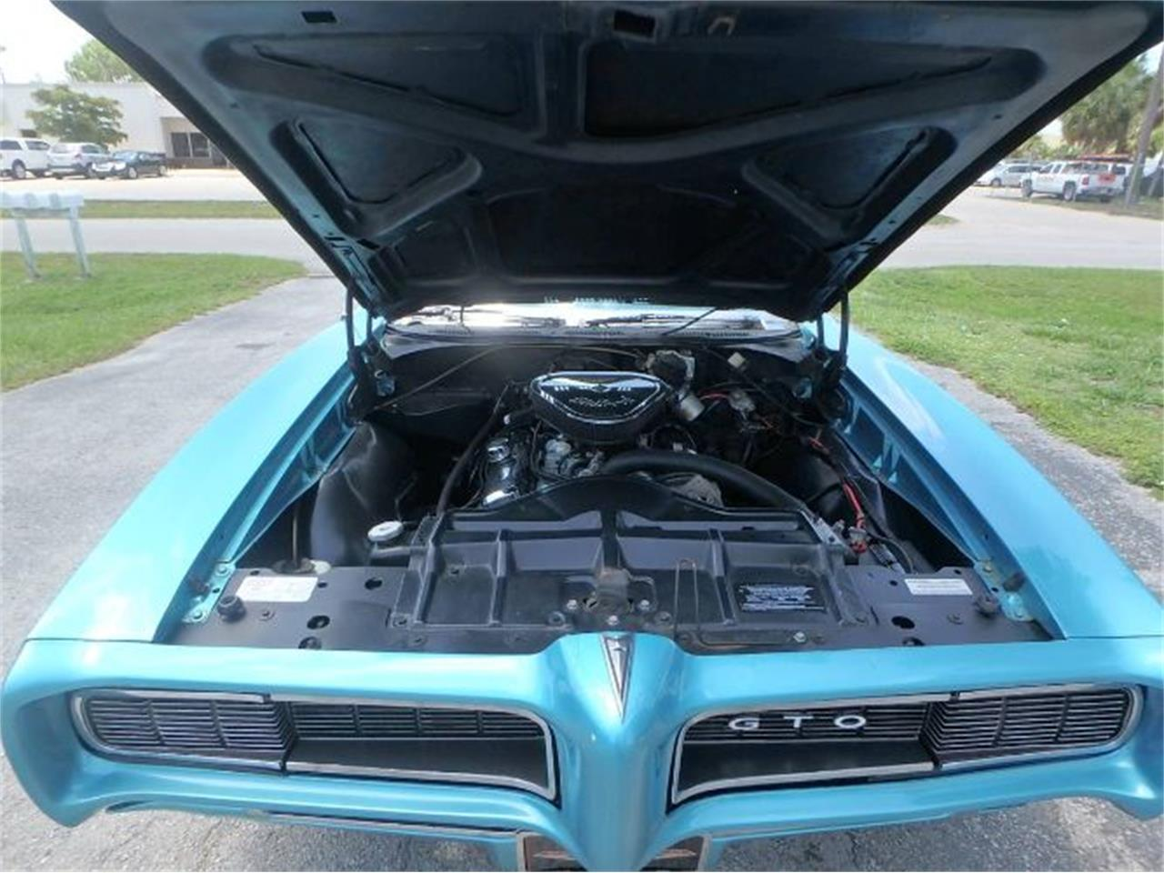 Large Picture of Classic '68 GTO located in Cadillac Michigan - QZRL