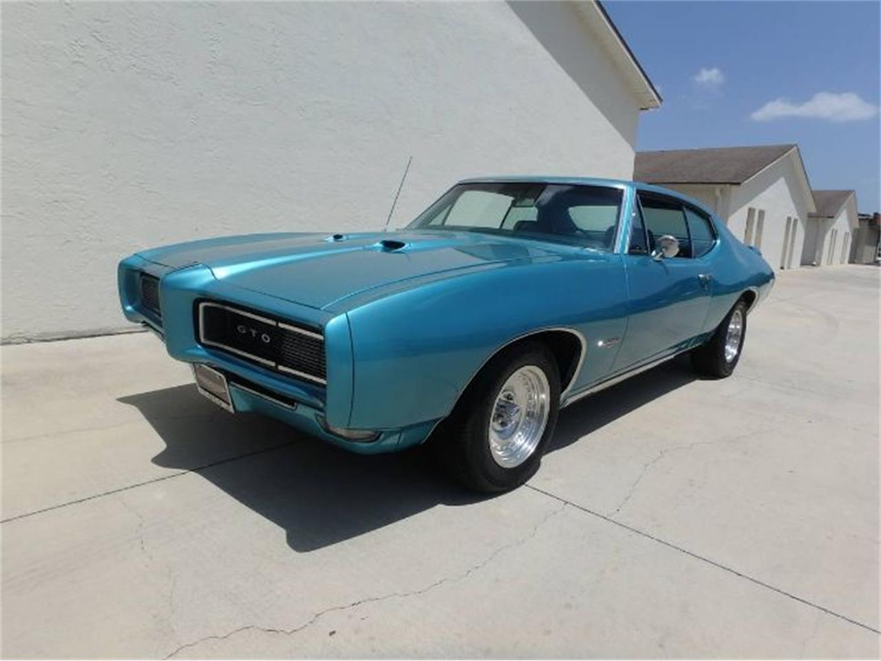 Large Picture of Classic '68 GTO Offered by Classic Car Deals - QZRL