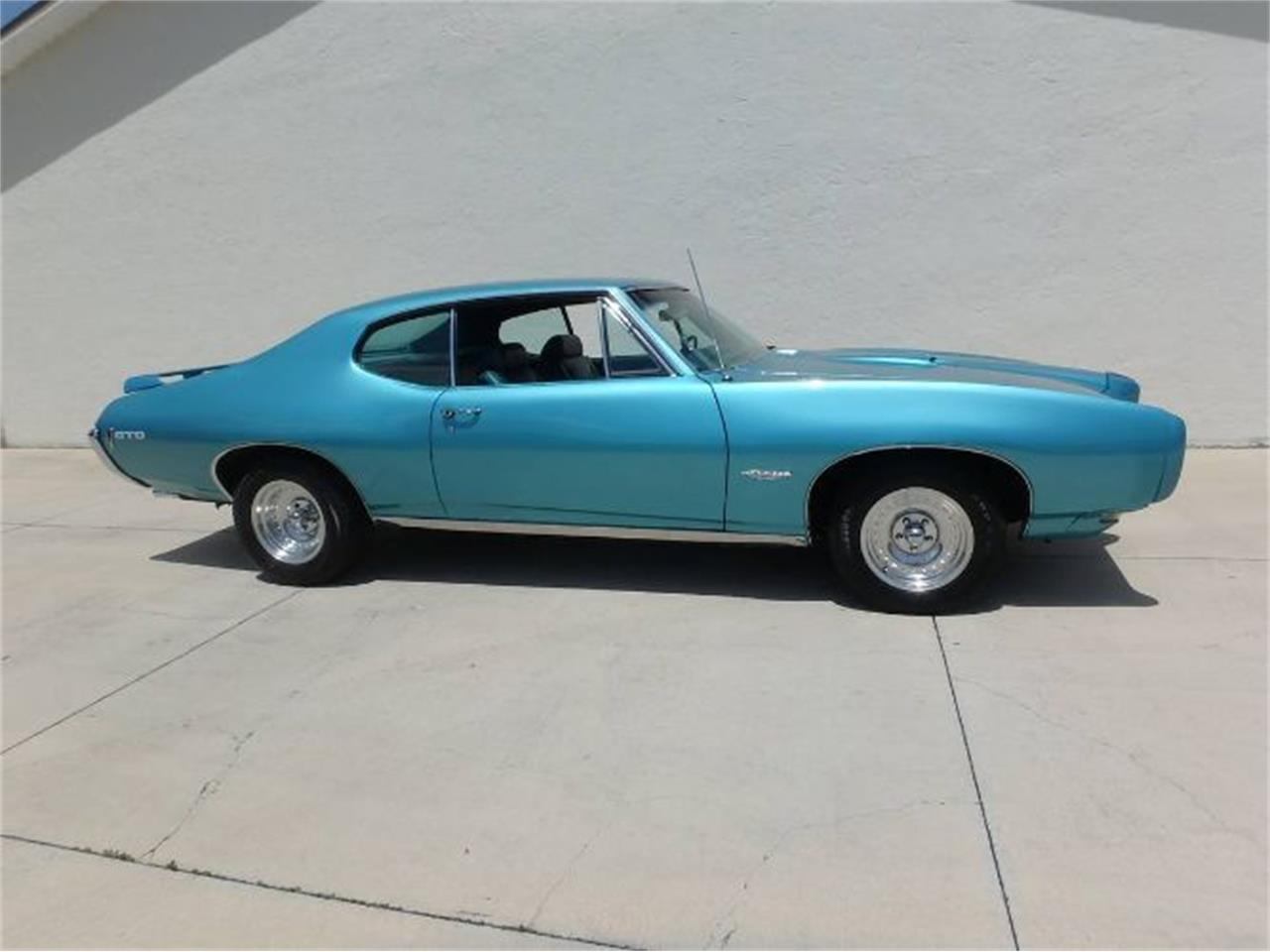 Large Picture of 1968 Pontiac GTO located in Cadillac Michigan - $28,895.00 - QZRL