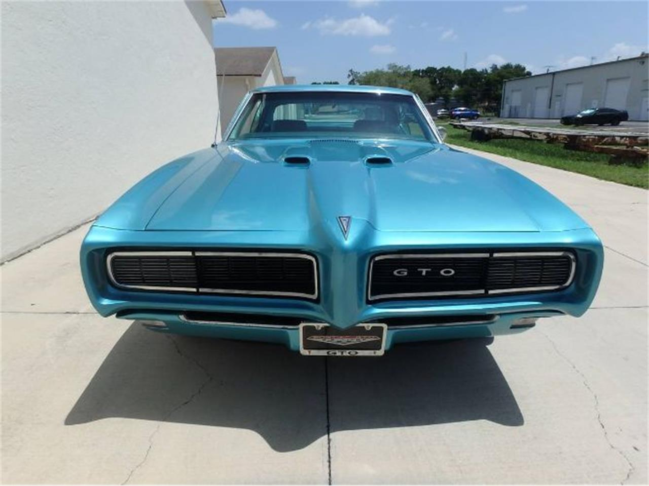 Large Picture of 1968 GTO located in Cadillac Michigan - $28,895.00 - QZRL