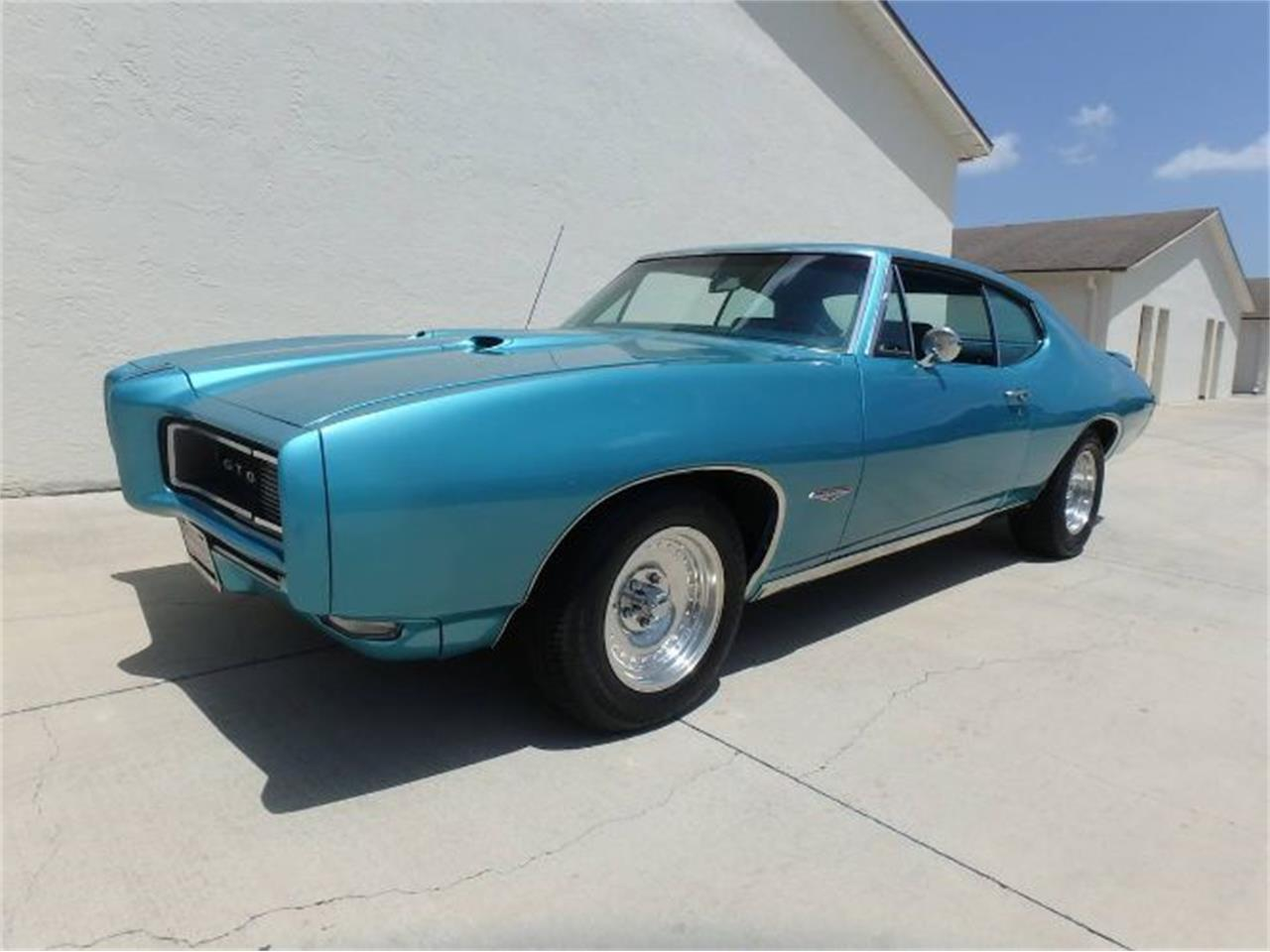 Large Picture of 1968 GTO located in Cadillac Michigan - $28,895.00 Offered by Classic Car Deals - QZRL