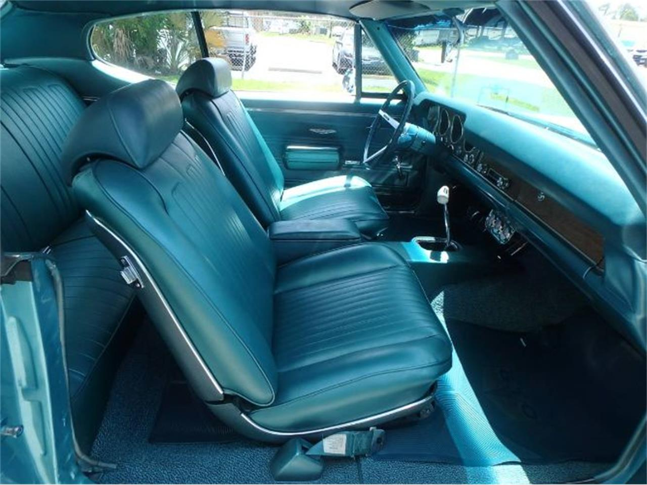 Large Picture of 1968 Pontiac GTO located in Cadillac Michigan - QZRL