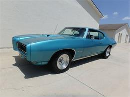 Picture of '68 Pontiac GTO located in Cadillac Michigan - QZRL