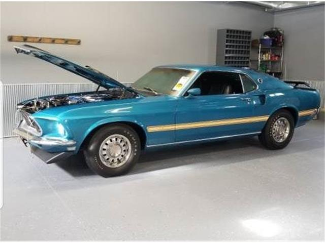 Picture of 1969 Ford Mustang located in Cadillac Michigan Offered by  - QZRR