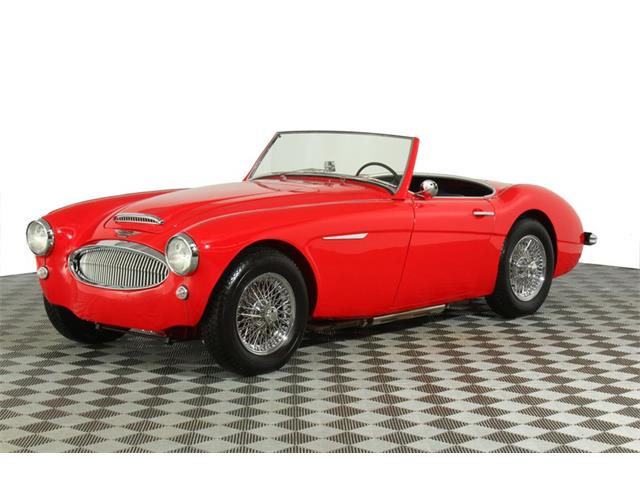 Picture of Classic '62 Austin-Healey 3000 Mark II located in Ohio - $79,600.00 Offered by  - QZRZ