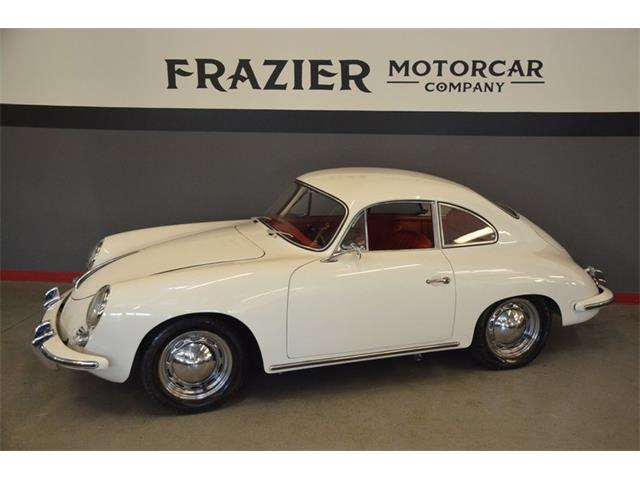 Picture of 1960 Porsche 356 located in Tennessee - QZS3