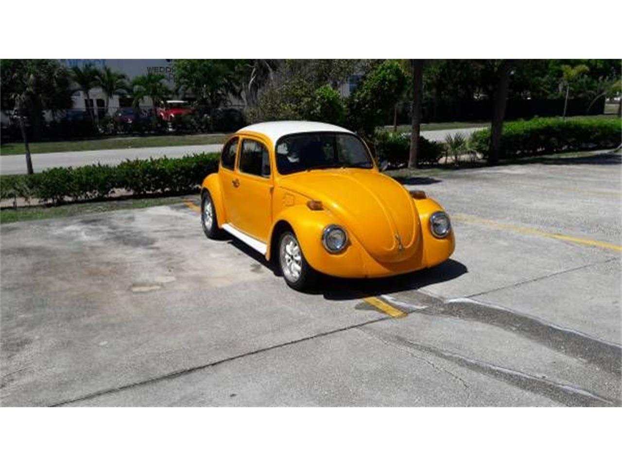 Large Picture of '74 Beetle - QZSY