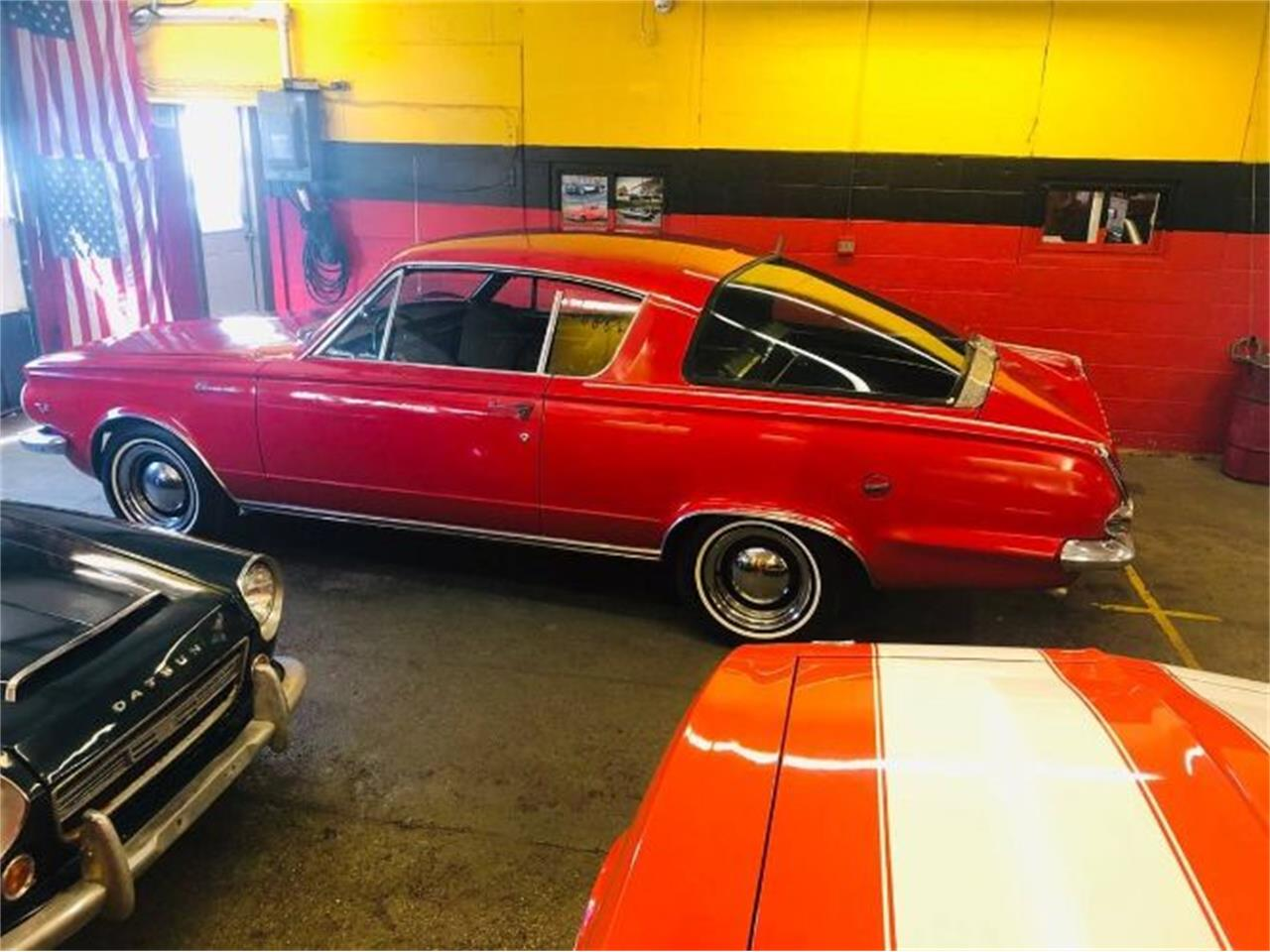 Large Picture of '65 Plymouth Barracuda located in Cadillac Michigan Offered by Classic Car Deals - QZUJ
