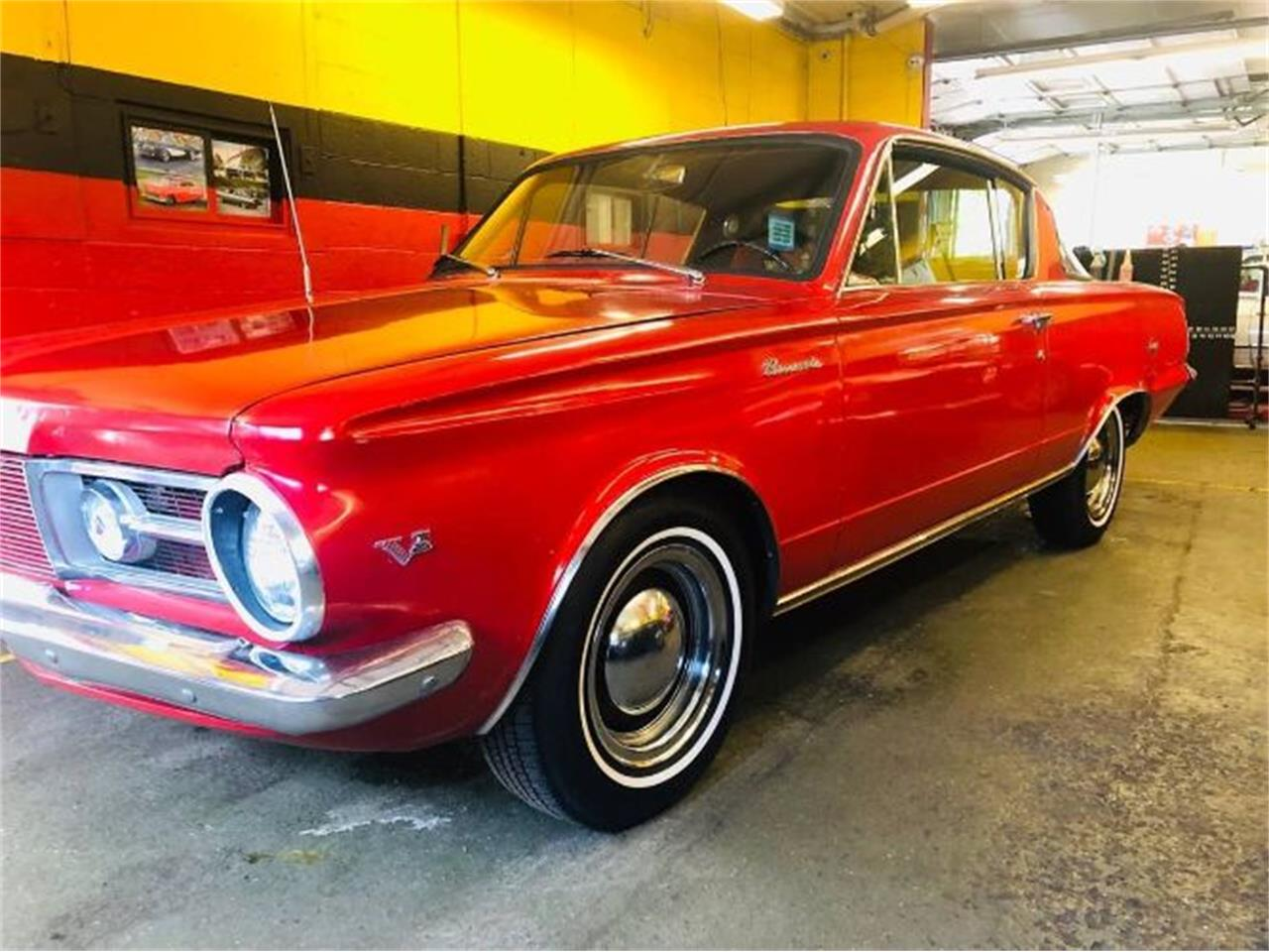 Large Picture of Classic '65 Barracuda - $15,495.00 Offered by Classic Car Deals - QZUJ