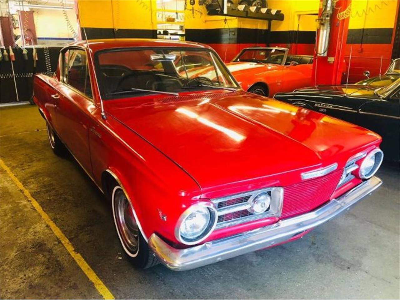 Large Picture of 1965 Plymouth Barracuda located in Cadillac Michigan - $15,495.00 Offered by Classic Car Deals - QZUJ
