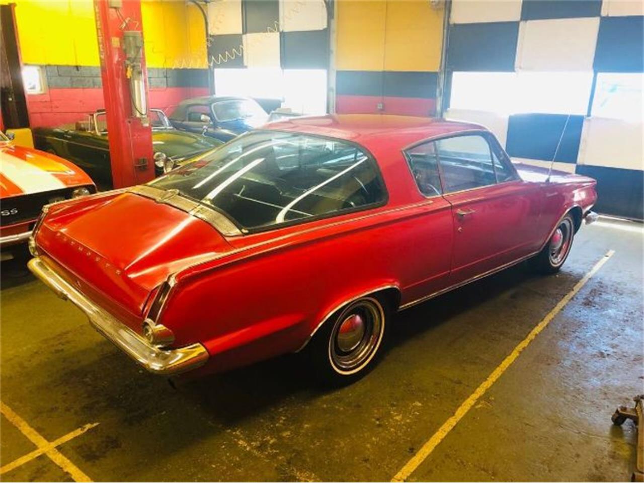 Large Picture of 1965 Barracuda located in Michigan - $15,495.00 - QZUJ