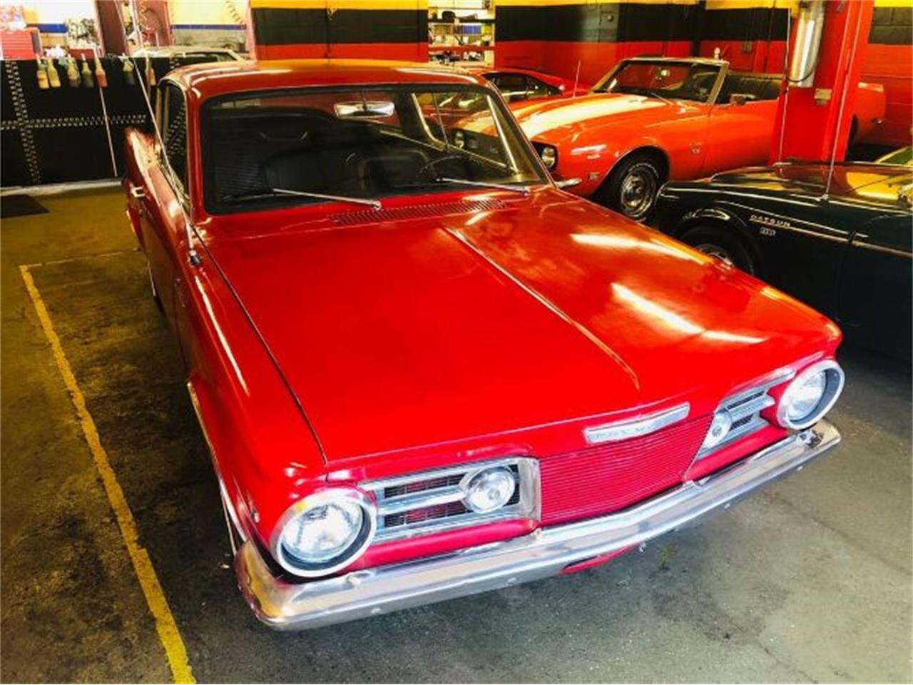 Large Picture of '65 Barracuda located in Cadillac Michigan Offered by Classic Car Deals - QZUJ