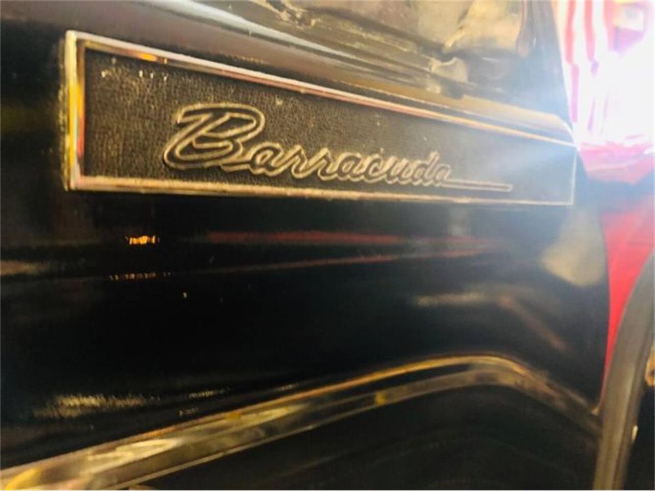 Large Picture of 1965 Barracuda - QZUJ