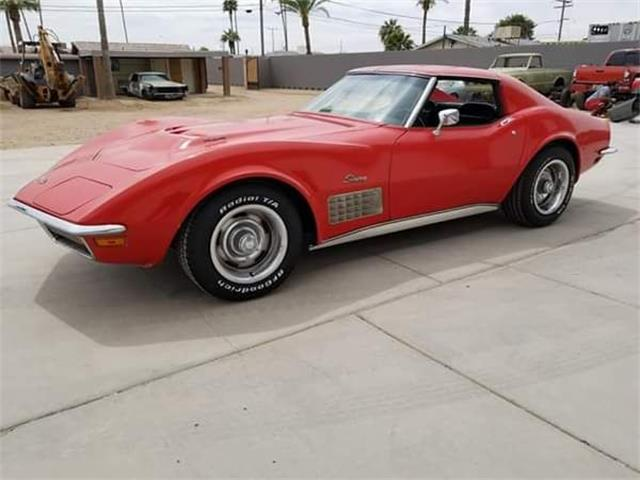 Picture of 1972 Chevrolet Corvette - $33,995.00 Offered by  - QZUL
