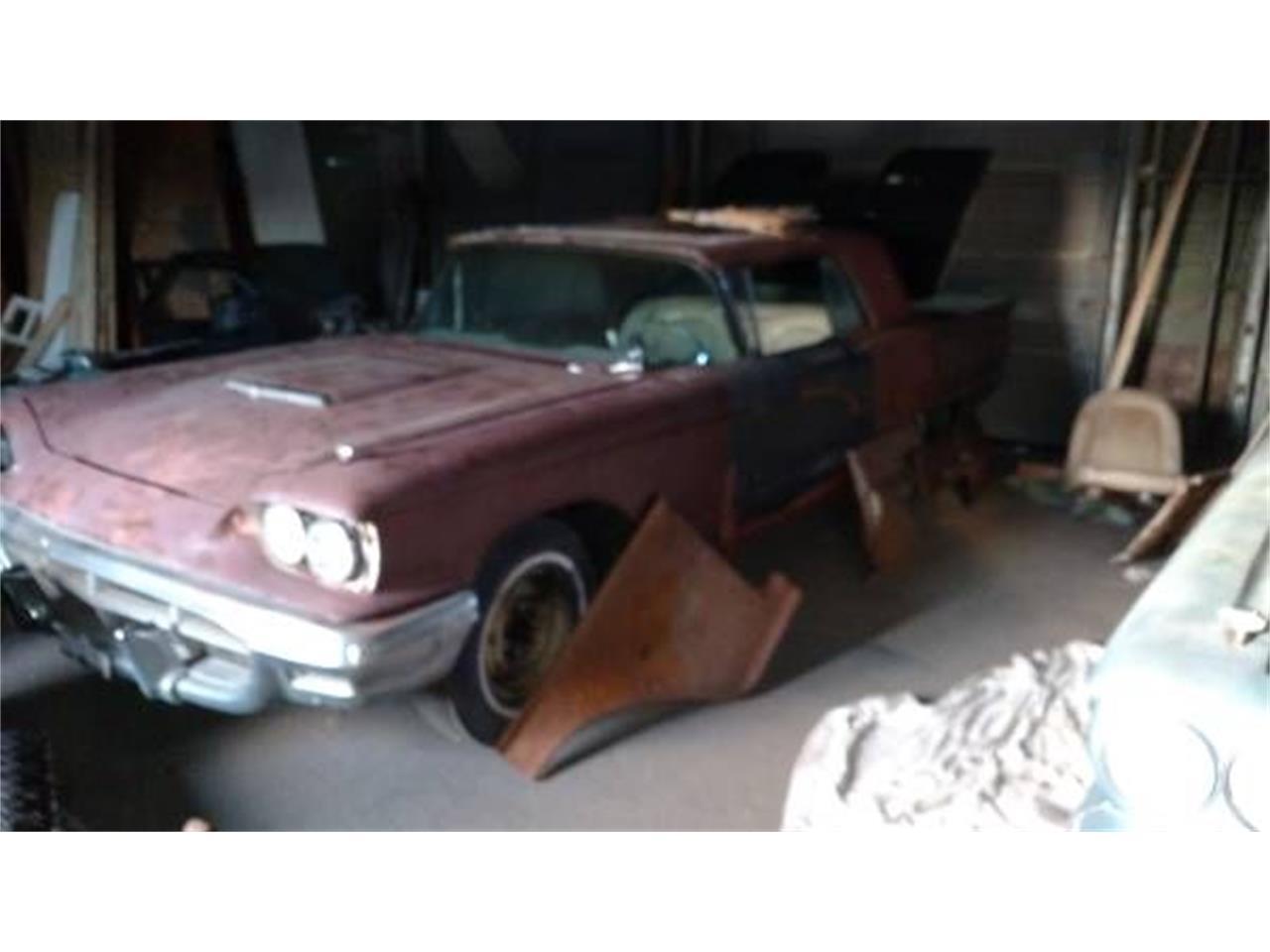 Large Picture of 1960 Thunderbird - $5,995.00 Offered by Classic Car Deals - QZUP
