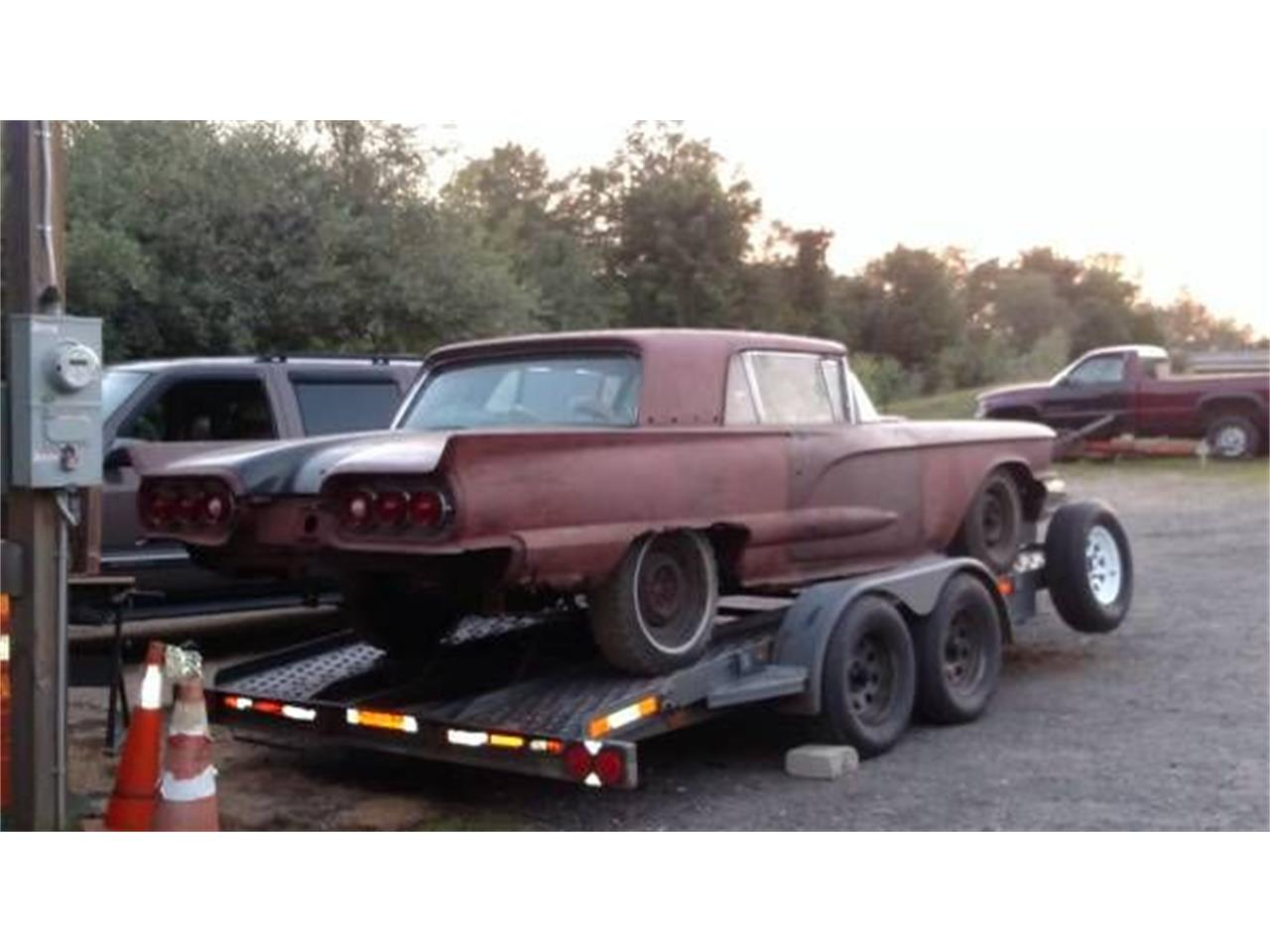 Large Picture of Classic 1960 Ford Thunderbird located in Michigan - $5,995.00 - QZUP