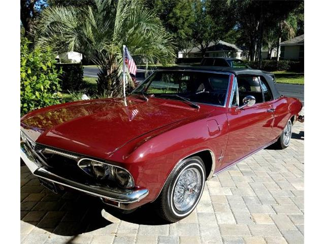 Picture of '66 Corvair - QZV8