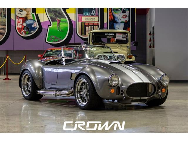 1965 Backdraft Racing Cobra