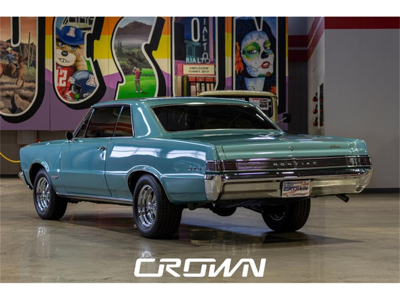 Large Picture of '65 GTO - QZVD