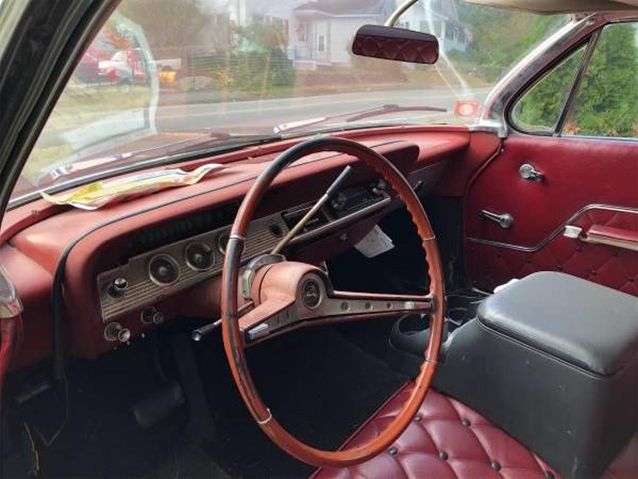 Large Picture of '62 Impala - QZVK
