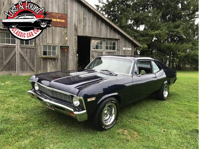 Picture of Classic 1968 Chevrolet Nova located in Washington - $26,500.00 Offered by  - QZVZ