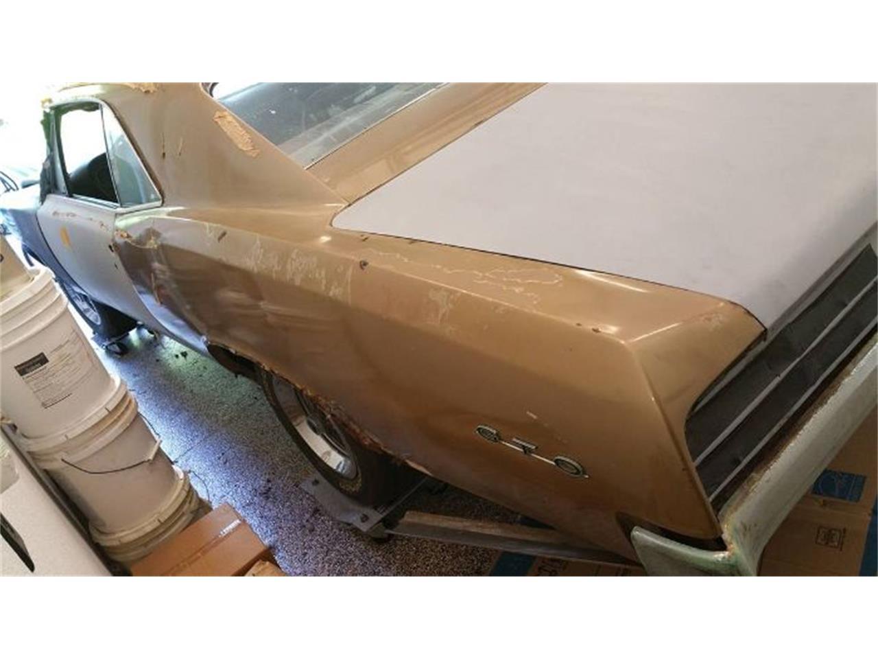 Large Picture of '67 GTO - QZWK