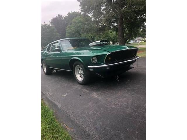 Picture of Classic 1969 Ford Mustang located in Cadillac Michigan - $23,995.00 - QZWV