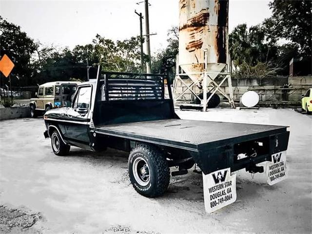 Picture of '78 Flatbed Truck - QZX5