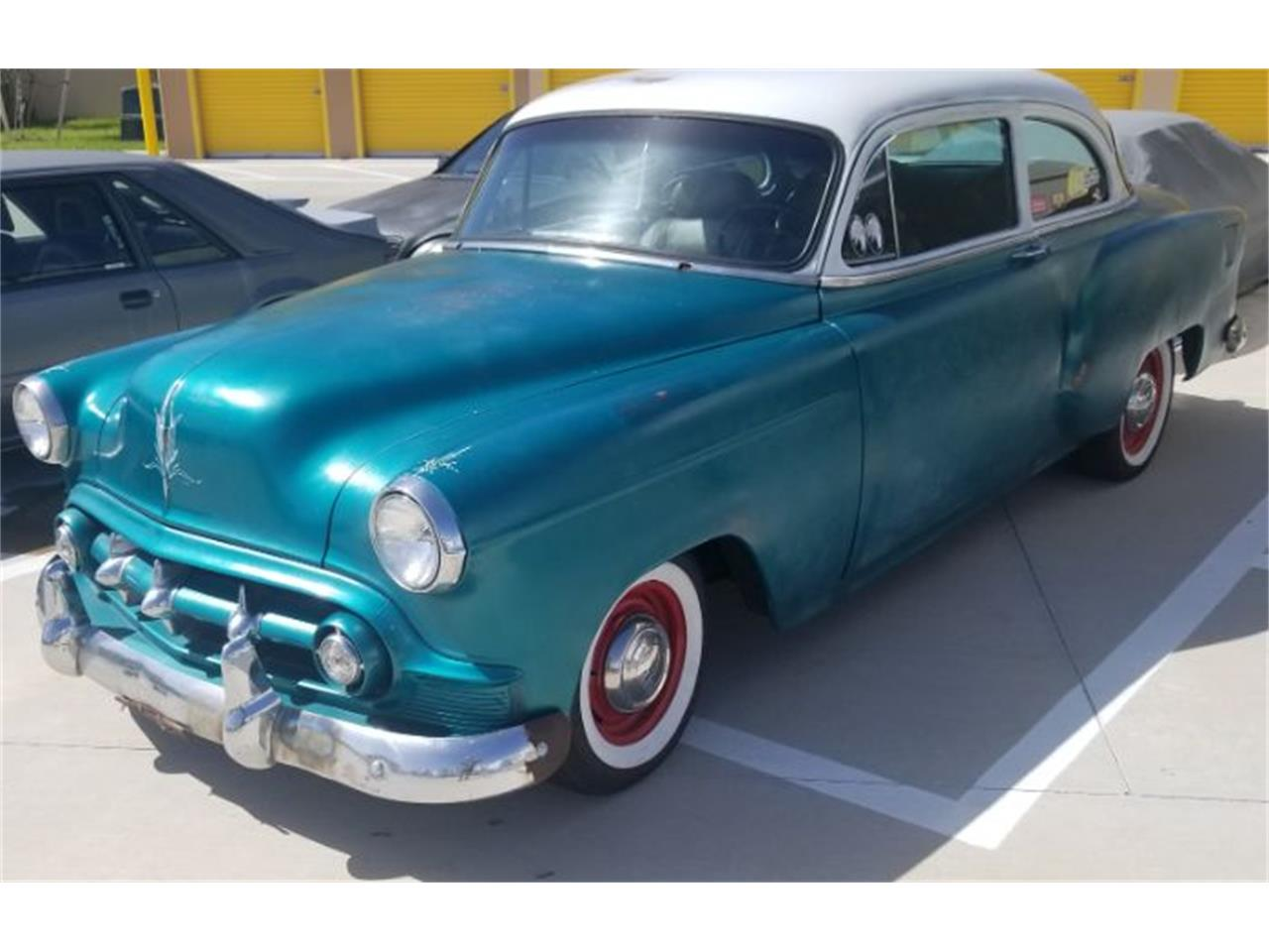 Large Picture of '53 Bel Air - QZX7