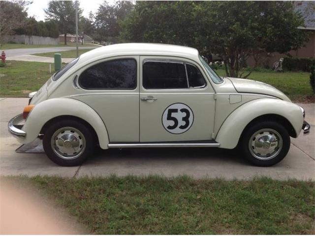 Picture of Classic '73 Super Beetle Offered by  - QZXK