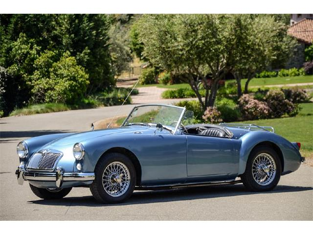Picture of '59 MGA - QZXR