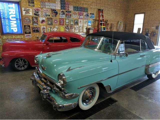 Picture of Classic '54 Chevrolet Bel Air located in Cadillac Michigan - $53,495.00 Offered by  - QZY7