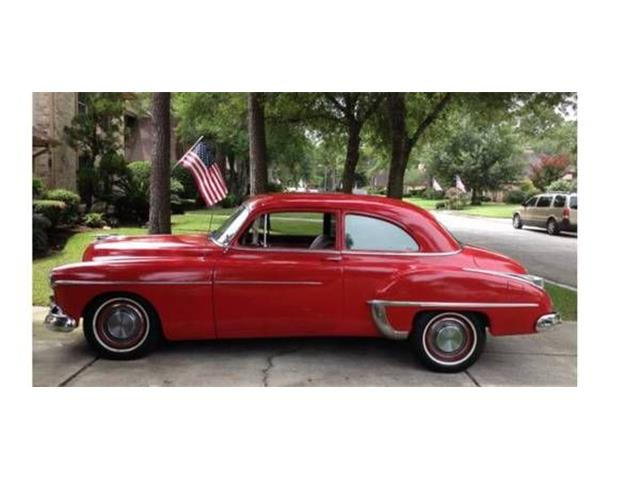 Picture of '51 Oldsmobile Rocket 88 located in Cadillac Michigan - $9,995.00 Offered by  - QZYK