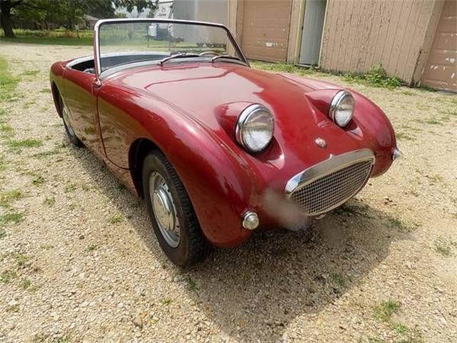 Picture of '59 Bugeye Sprite - QZYW