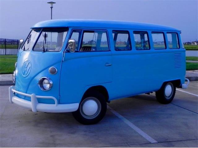 Picture of 1974 Volkswagen Bus located in Michigan Offered by  - QZZ1