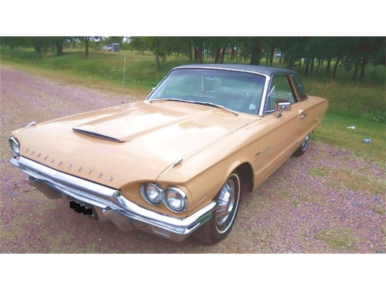 Large Picture of '64 Ford Thunderbird - $22,495.00 Offered by Classic Car Deals - QZZ4