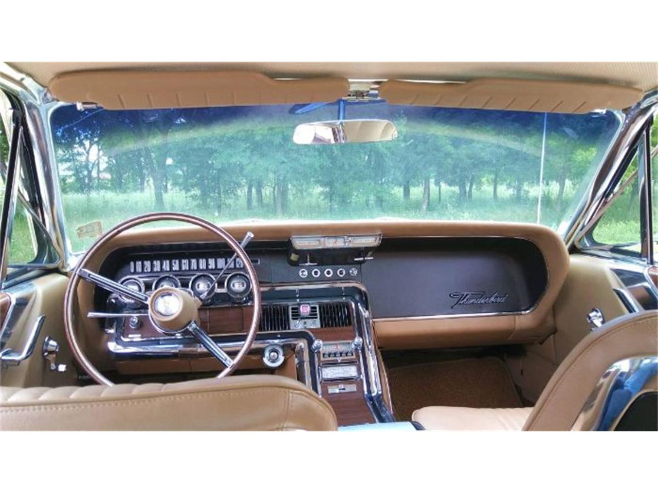 Large Picture of Classic '64 Thunderbird - QZZ4
