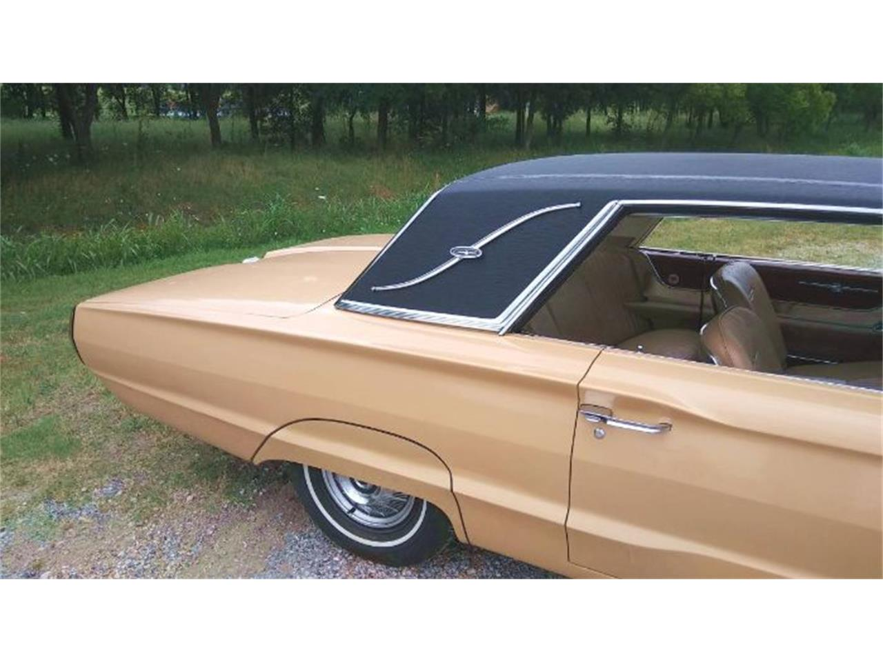 Large Picture of '64 Thunderbird located in Cadillac Michigan - $22,495.00 - QZZ4