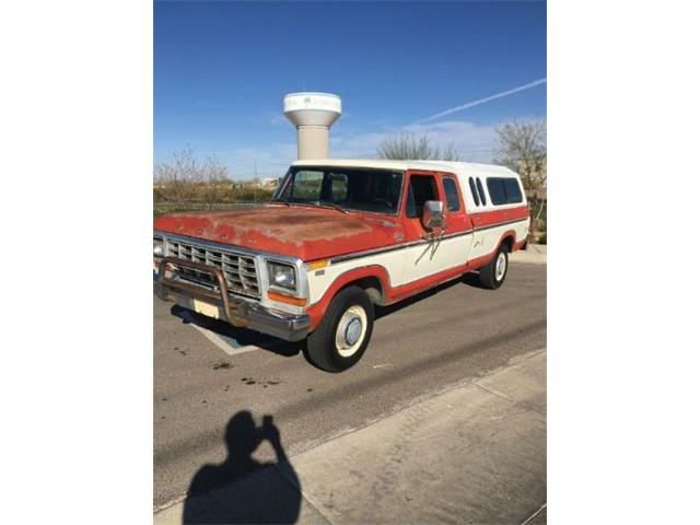 Picture of '78 Ford F350 located in Cadillac Michigan - QZZG