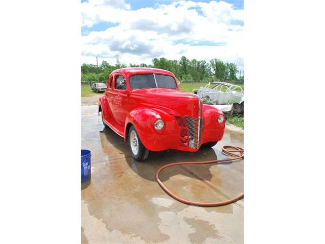 Picture of '40 Business Coupe - QZZI