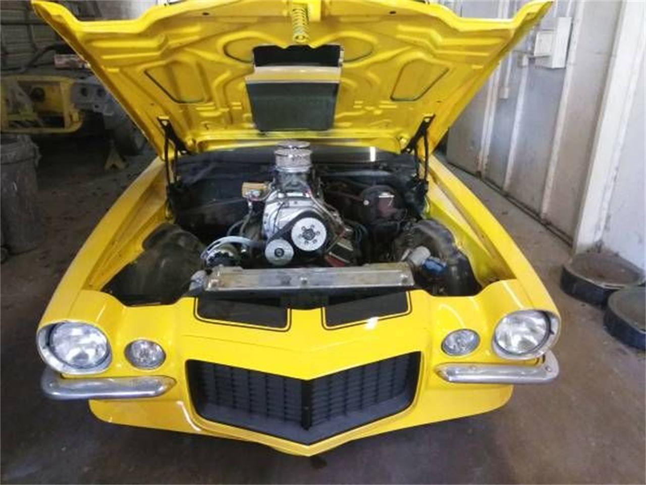 Large Picture of Classic '73 Camaro located in Michigan - QZZO