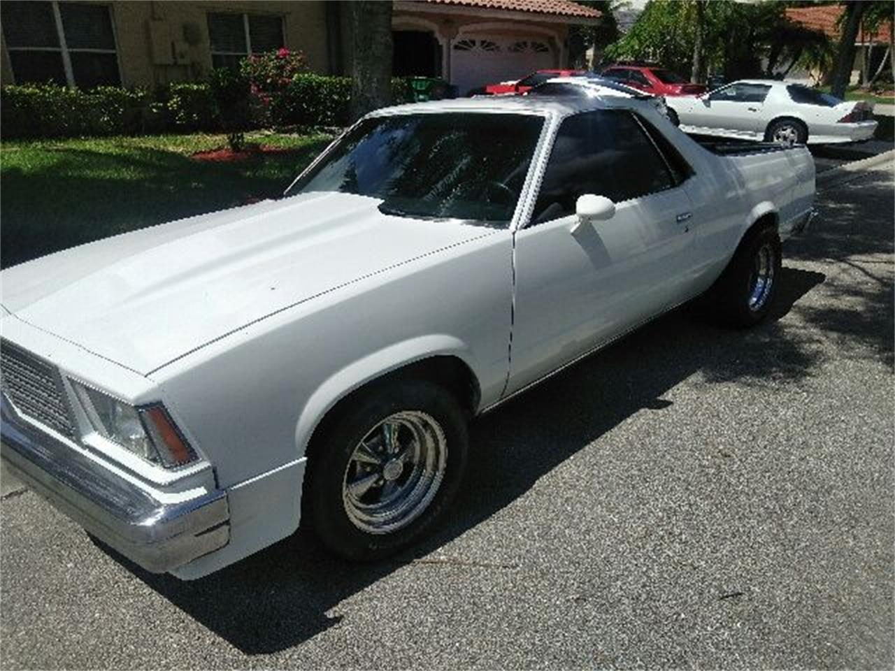 Large Picture of '79 El Camino - QZZP