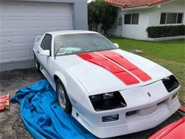 Picture of '91 Camaro - QZZR