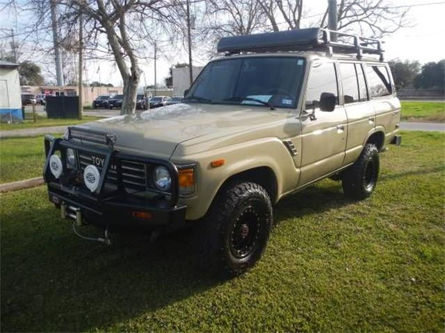 Picture of '85 Land Cruiser FJ - R00H