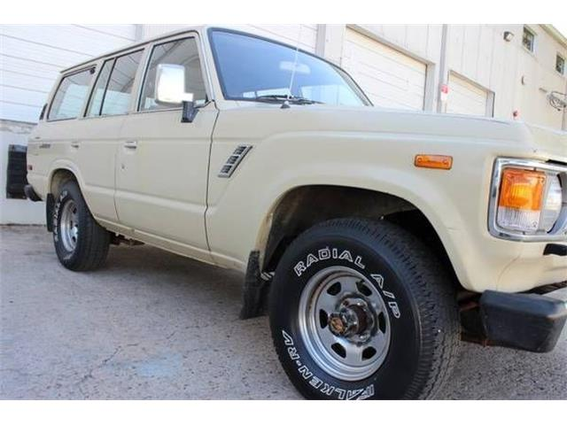 Picture of '85 Land Cruiser FJ - R00I