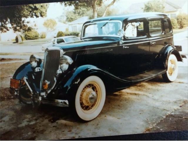 Picture of '34 Sedan - R00K